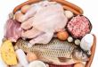 8 أطعمة غنية بالبروتين